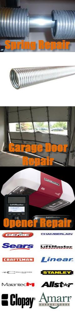 Falls Church Garage Door
